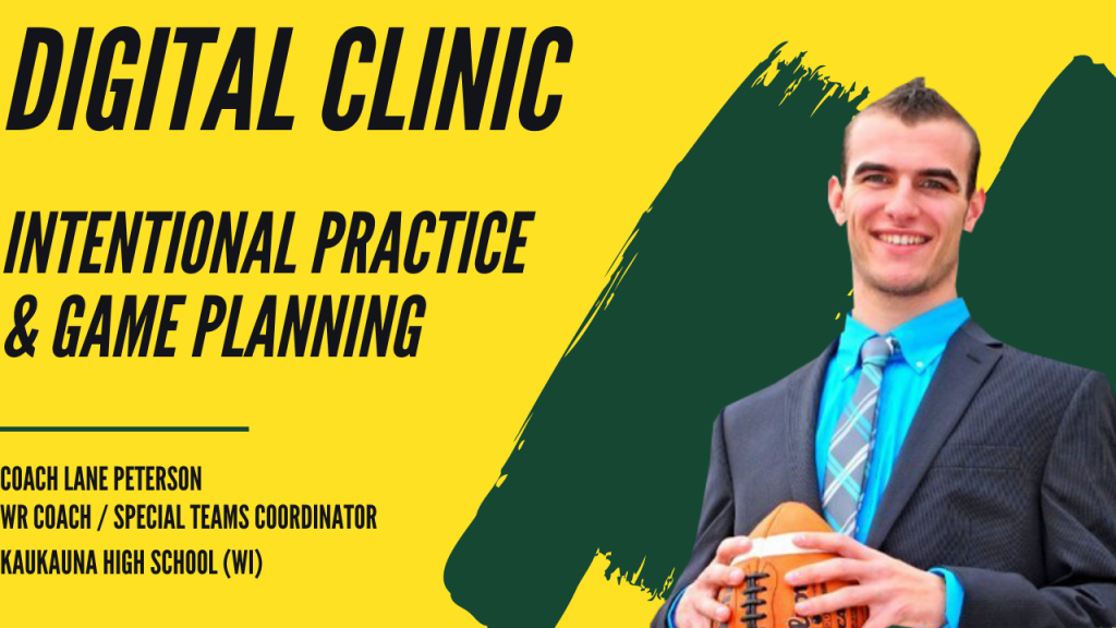 Intentional Practice and game planning
