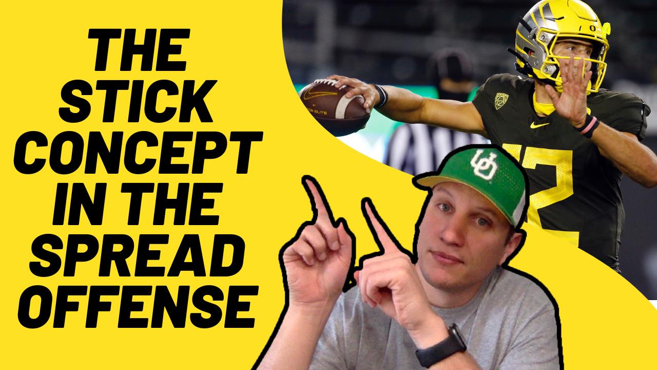 stick concept spread offense